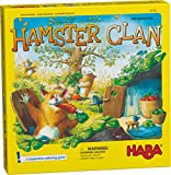 Best HABA Board Games Kids - HABA Hamster Clan - A Cooperative Collecting Board Review