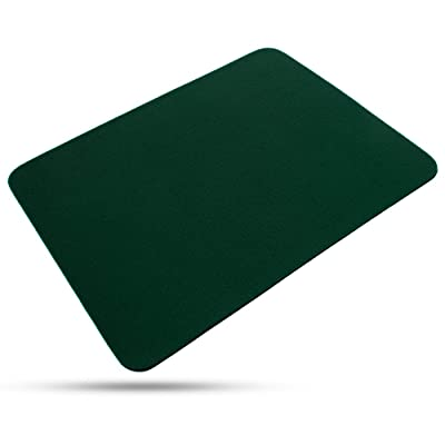 Magic Makers Standard Close-Up Performance Pad - Hunter Green (17.75 x 14 Inches): Toys & Games