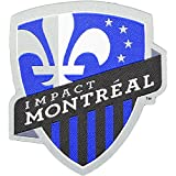 Montreal Impact Primary Soccer Team Crest Pro-Weave Jersey MLS Futbol Patch