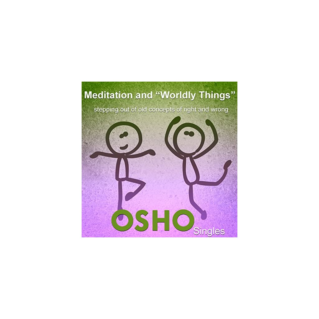 61M3Cwdwywl Osho Meditation &Amp; Relationship