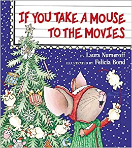 If You Take A Mouse to the Movies - Winter Books List from HowToHomeschoolMyChild.com