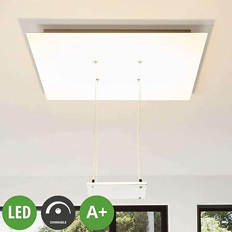 LED Lámpara de techo Marlou (Moderno) en Blanco hecho de Metal ...