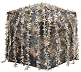 Ameristep Edge ReLeaf Ground Blind Cover (Realtree AP Green Camo)