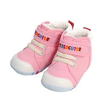 bdcee373077d1 Mikihouse Hot Biscuits Baby Shoes 71-9301-977 4.5M(11.5cm) Pink
