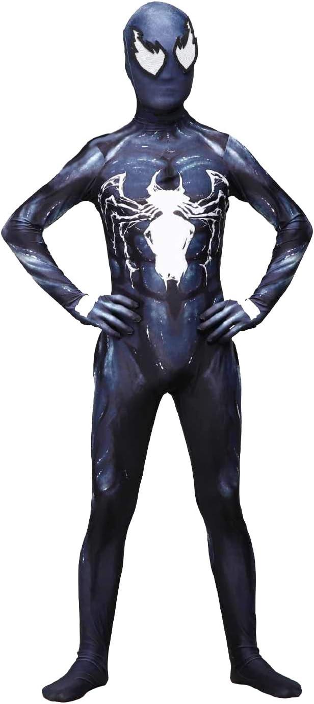 FYBR Venom Disfraz de SuperSkin para niños, Unisex, para niños y ...