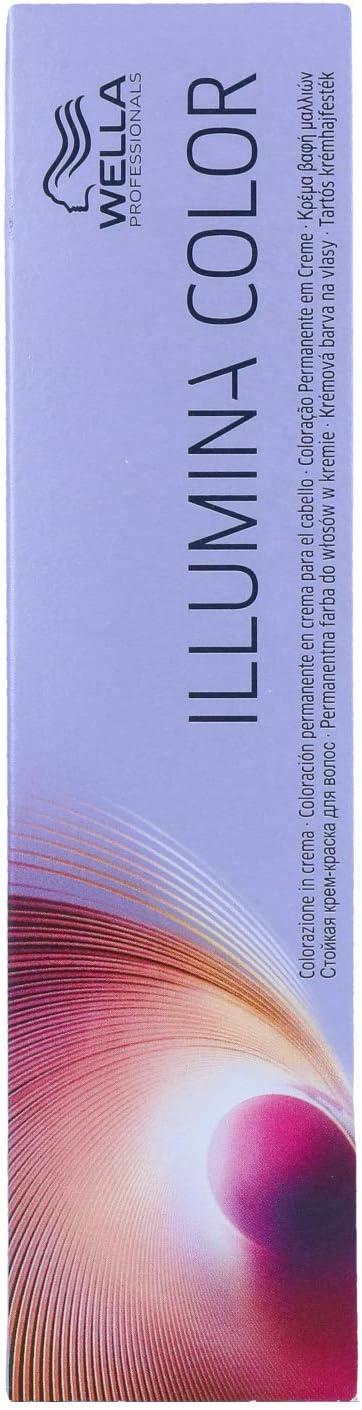 Wella Tinte Illumina 5/02-60 ml: Amazon.es: Belleza