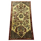 Small carpet Turkish handmade doormat handwoven bath mat small rug Boho rug welcome mat bathroom rug 3,1x1,5 feet