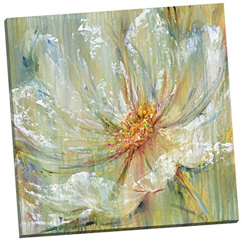 Portfolio Canvas Decor 'Celedon Splash II' by Carson Wrapped and Stretched Canvas Wall Art, 24 x 24