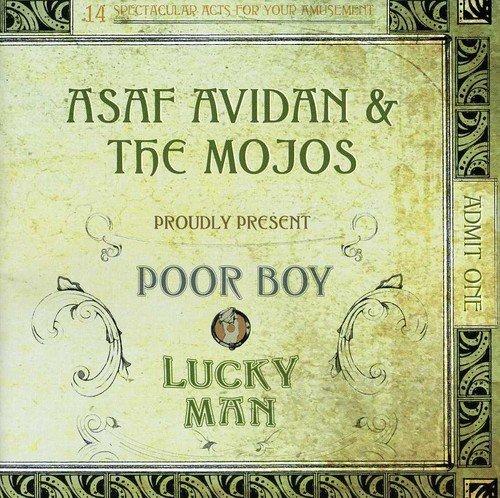 CD : Avidan Asaf & the Mojos - Poor Boy/ Lucky Man (Germany - Import)