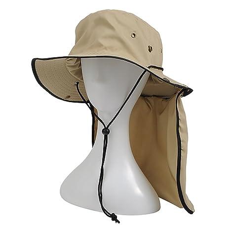 Sun Hats YXX- Sombrero de Playa Plegable para Mujer al Aire Libre ... b066a96577f