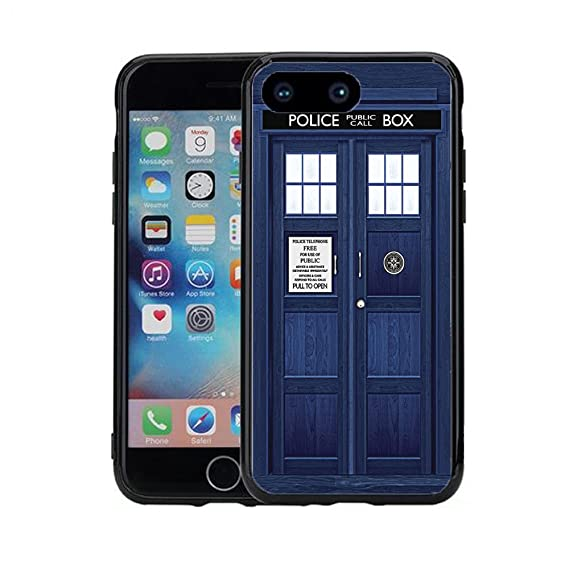 Dr Doctor Who Police Call Box Hard Phone Case For Apple Iphone Xr Xs Max X 8 7 6 6s Plus Phone Bags & Cases