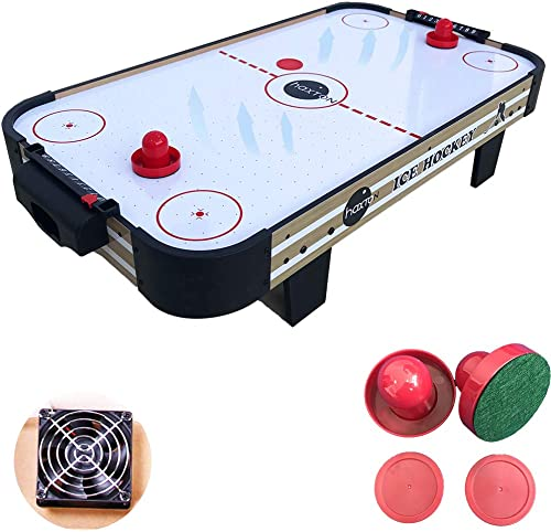 JODELA Table Top Air Hockey 40-INCH Air Hockey Table