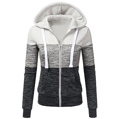 schnell verkaufend Professionel bestbewertetes Original Huihong Jacke Damen Frühling, Womens Langarm dünne ...