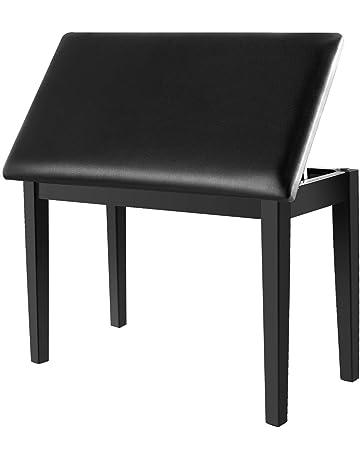 Tabourets, banquettes et sièges pour pianos et claviers | Amazon.fr