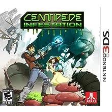 Centipede: Infestation - Nintendo 3DS