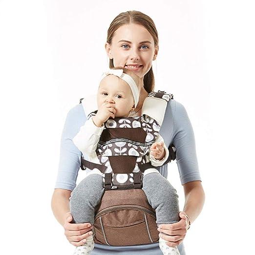 Wan-b Sling de bebé Confort Transpirable Cintura del bebé Correa ...