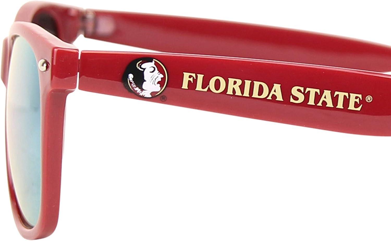 Sisk Sports NCAA 2-Pack Retro Style Wayfarer Sunglasses
