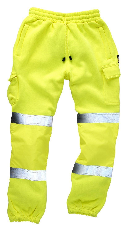 Standsafe HV021 - Pequeñas hi-vis los pantalones de entrenamiento ...
