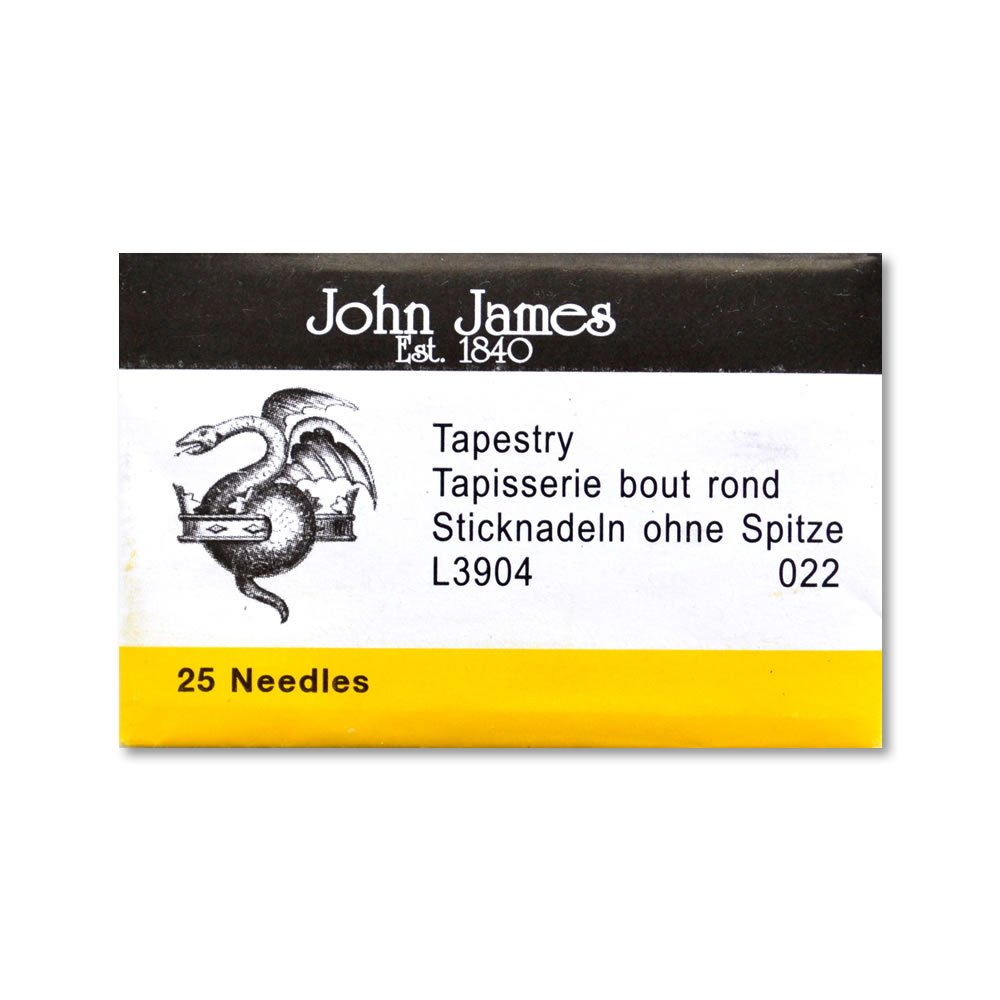 John James Tapestry Needles (26)