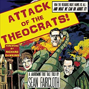 Attack of the Theocrats! Audiobook