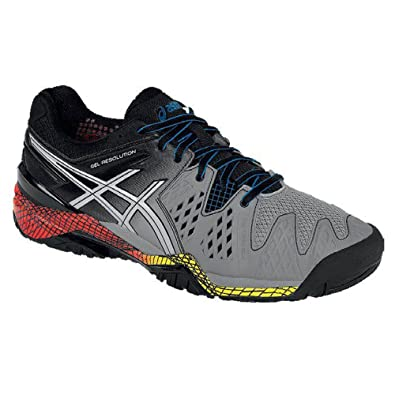 asics tennis shoes for boys