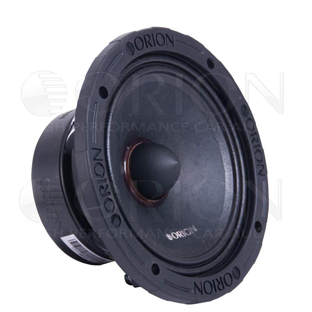 XTR MIDRANGE Serie XTX CAR Audio System (XTX658)