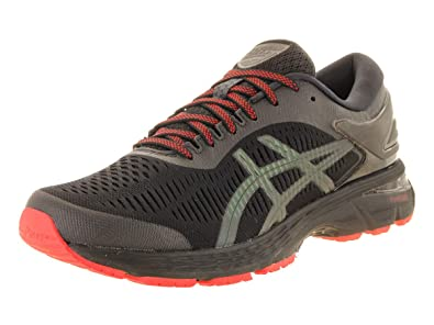 the best attitude 33a9a 24dd0 ASICS Men s Gel-Kayano 25 Lite-Show Black Black Running Shoe 7.5 M