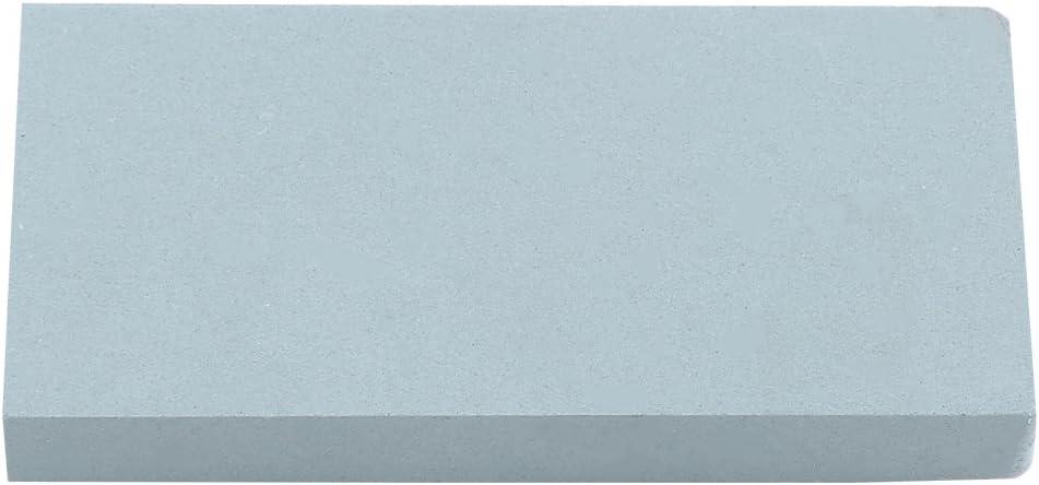 Piedra de Afilar de 80//500//800//3000//10000 Granos Afirador de Piedra Natural Piedra de Afilar para Herramientas de Corte de Cocina y al Aire Libre 500#Gris
