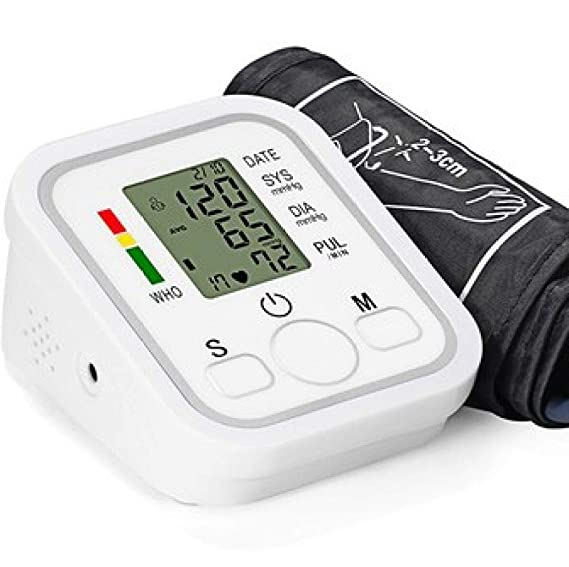 HJUNH Aparato de Cuidado Personal esfigmomanómetro medidor de ...