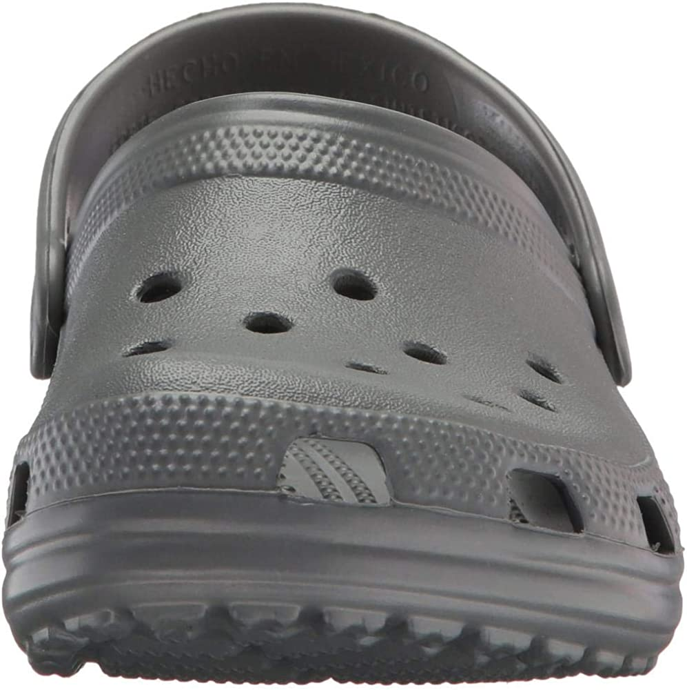 Slate Grey 2 M US Little Kid Crocs Kids Classic Clog