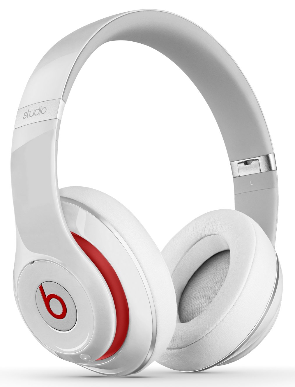 Beats by Dr. Dre Studio 2.0 Over-Ear Headphones - White  Amazon.co.uk   Electronics 7bee248613