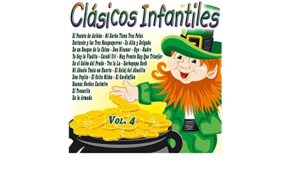 Clásicos Infantiles Vol. 4 by Grupo Colorines on Amazon Music - Amazon.com
