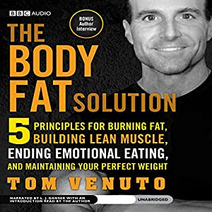 The Body Fat Solution Audiobook