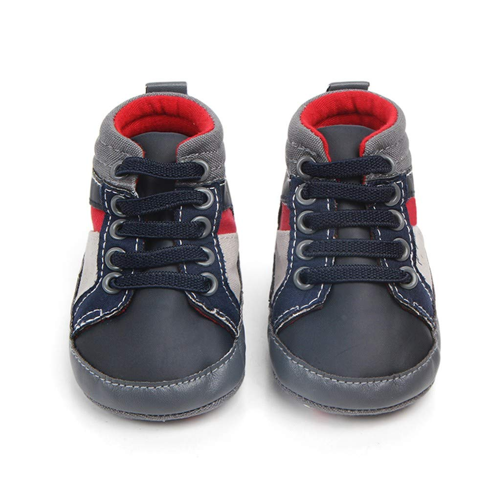 Newborn Infant Toddler Baby Girls Boys Casual Shoes Sneakers Cuekondy Letter Star Bottle Patchwork Soft Sole Winter Boot