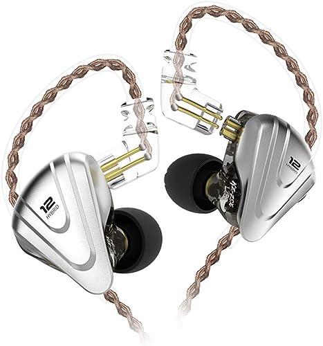 Wireless Earbuds, Utaxo Bluetooth 5.0 in-Ear Stereo Headphones with 100Hours Playtime, 2200mAh Slide Aluminum Charging Case, IPX7 Waterproof TWS Stereo Headphones, Built-in Mic Single Twin Mode
