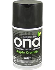 Ona Products ON10095 Apple Crumble Mist Odor Neutralizer, 6-Ounce