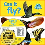 Can It Fly? - CD + Hc Book - Package