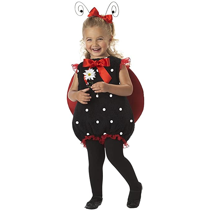 sc 1 st  Amazon.com & Amazon.com: California Costumes Lilu0027 Lady Bug Romper Costume: Clothing