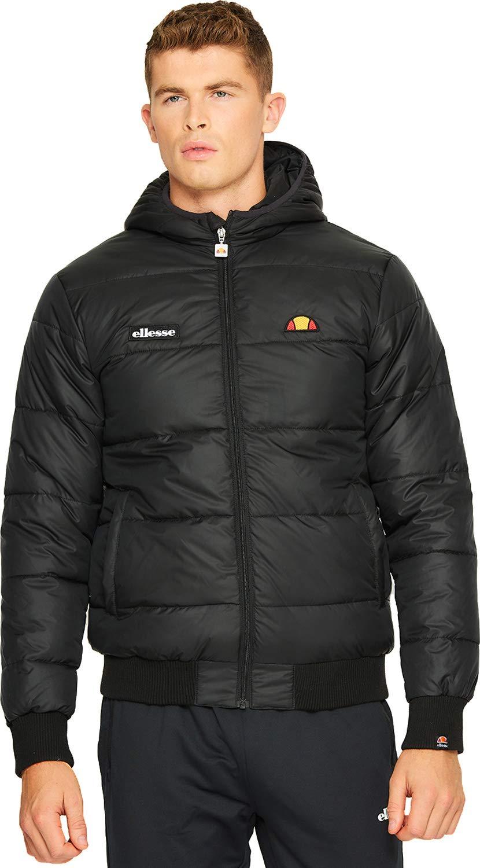 Converse Corvara Jacket Black Ellesse m7650 opt.white