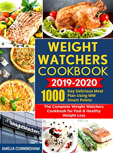 New Weight Watchers Plan 2020 Amazon.com: Weight Watchers Cookbook 2019 2020: 1000 Day Delicious