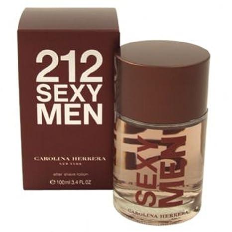Carolina Herrera 212 Sexy Men Loción Para Después Del Afeitado 100 ml (3,4