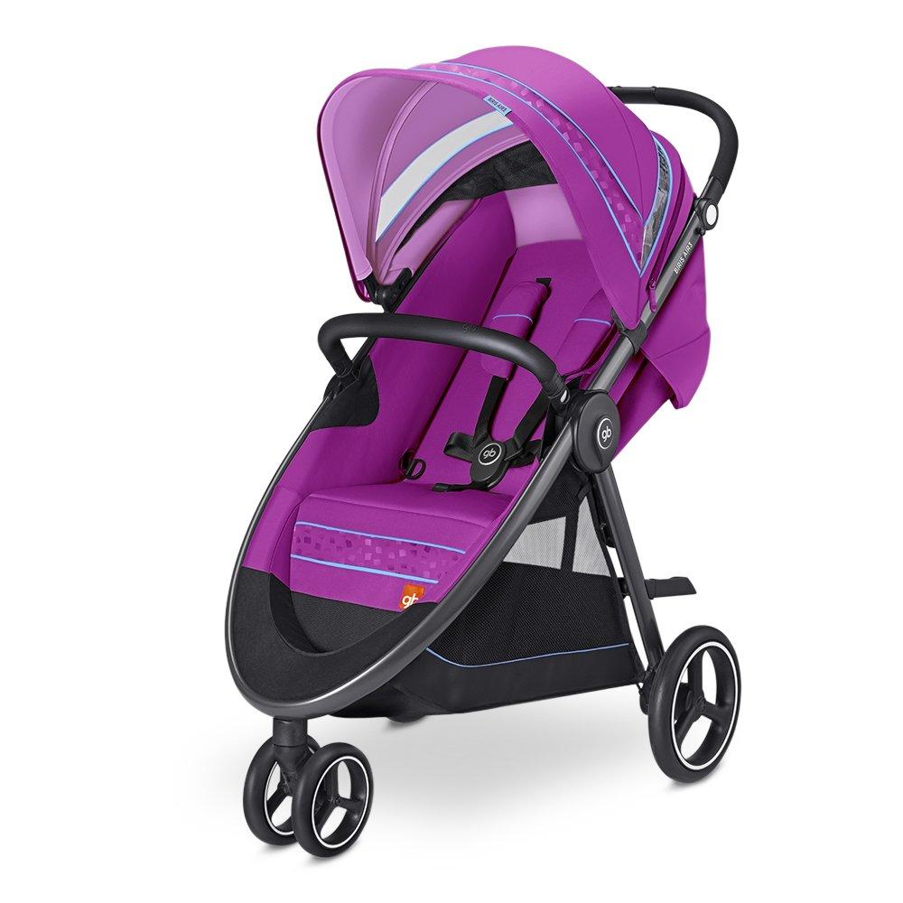 Kinderwagen posh pink bis 17 kg gb Gold Biris Air 3