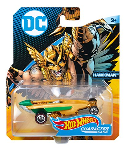 Hot Wheels Auto (Hot Wheels DC Universe Hawkman Vehicle)