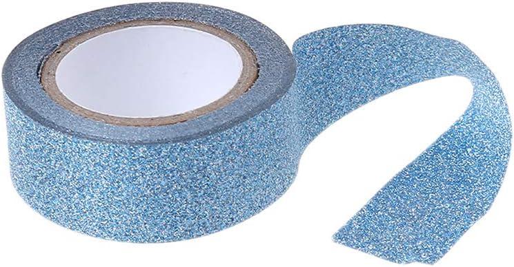 JERKKY Rhythmic Gymnastics Decoration Holographic Prismatic Glitter Tape Hoops Stick Sport Accessory Gold