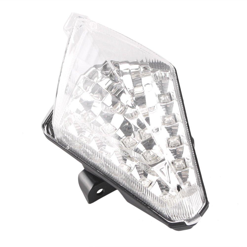 gzyf LED se/ñales de giro luz integrada Piloto Trasero para Yamaha YZF R1/2007/2008/clara