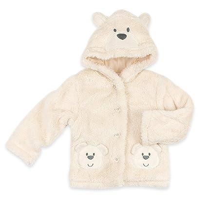 NUEVO | oso polar chaqueta Beige osito de peluche con ...