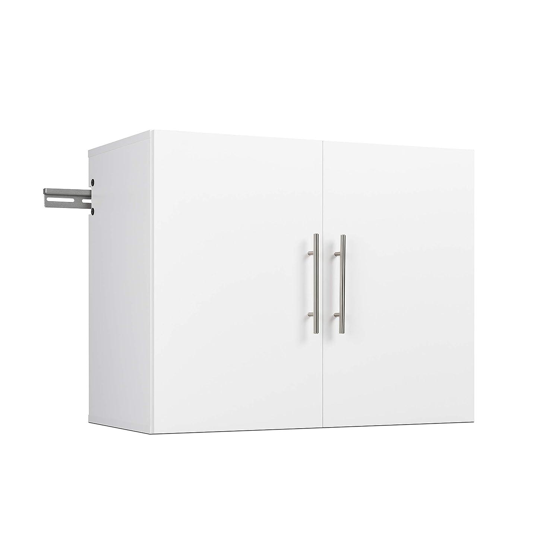 "Prepac 30"" Upper HangUps Storage Cabinet, White"