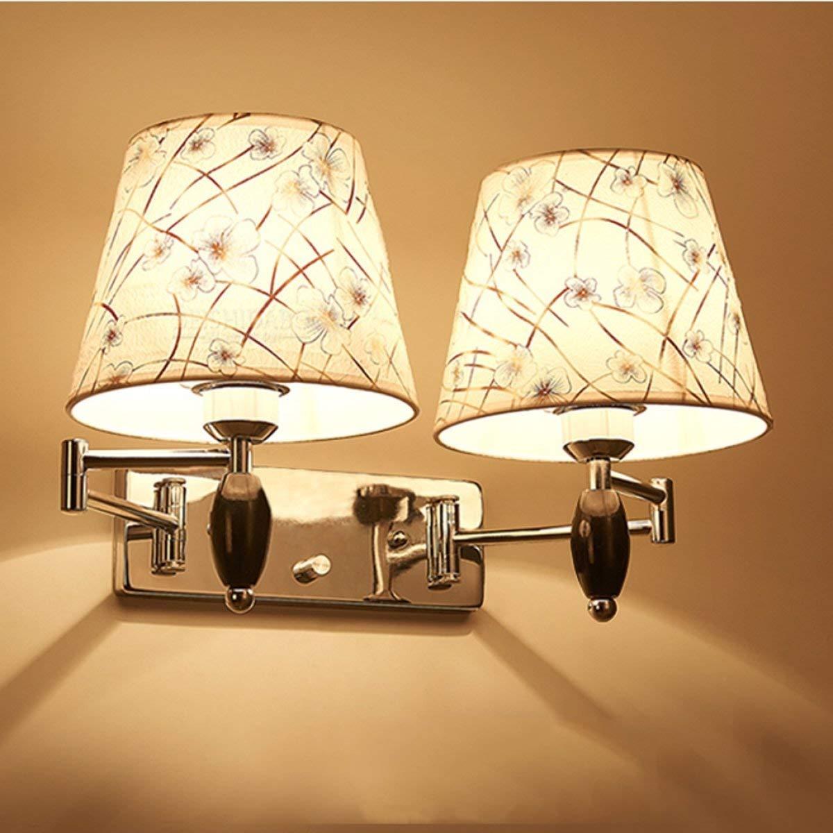 ヨーロッパの簡単な壁ランプの調光器スイッチEの光源 Guodishangmao (Color : C) B07TBSC6DB C
