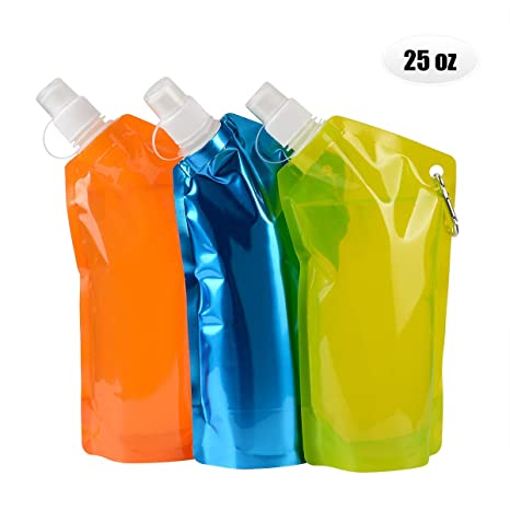 Amazon.com: Kit de bolsas de plástico para botellas ...