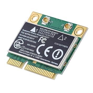 Adaptador de Red de Alta Velocidad Mini Tarjeta PCI Express, 2.4G ...